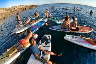 Livorno scuola de sup, surf