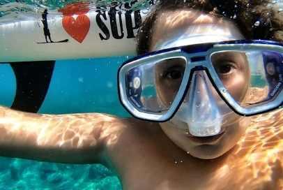 snorkeling e sup livoro